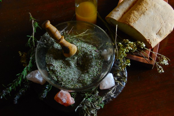 tuscan salt! by cristina with my help