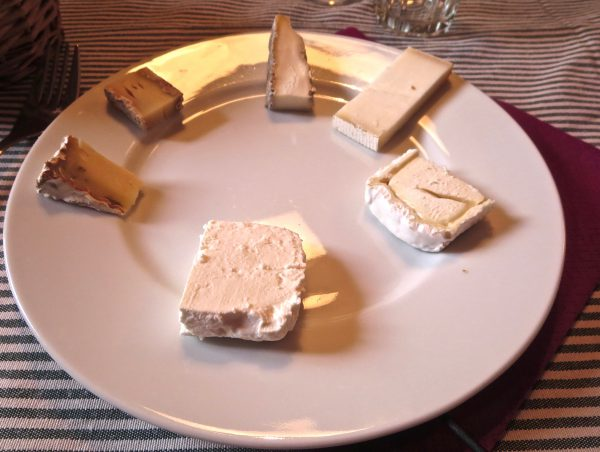 Let the cheese e tasting begin!